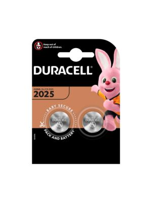 Duracell-Special-DL-CR2025 Lit