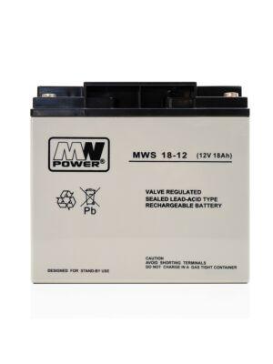 Akumulator AGM MW