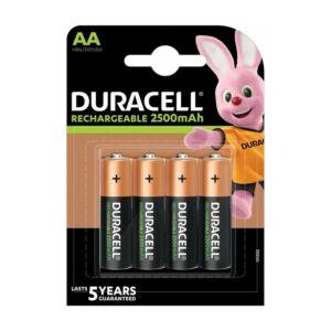 Akumulatory Ni-MH Duracell R6