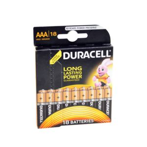 Duracell AAA lub R3