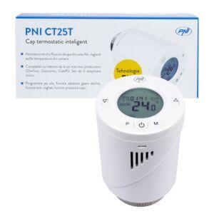Inteligentna głowica termostatyczna PNI CT25T