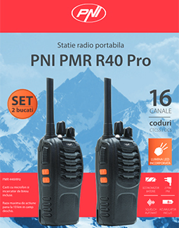radio pmr pni r40